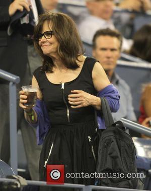 Sally Field - 2014 US Open Tennis Championships - Day 9 - Celebrity Sightings - New York City, New York,...