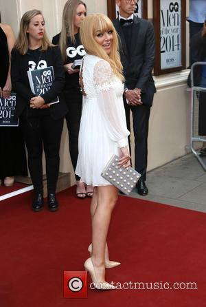 Sheridan Smith - The GQ Awards 2014 held at the Royal Opera House - Arrivals - London, United Kingdom -...