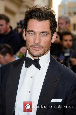 David Gandy - GQ Men of the Year Awards 2014 - Arrivals - London, United Kingdom - Tuesday 2nd September...