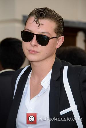 John Newman - GQ Men of the Year Awards 2014 - Arrivals - London, United Kingdom - Tuesday 2nd September...