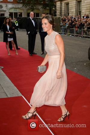 Pippa Middleton - GQ Men of the Year Awards 2014 - Arrivals - London, United Kingdom - Tuesday 2nd September...