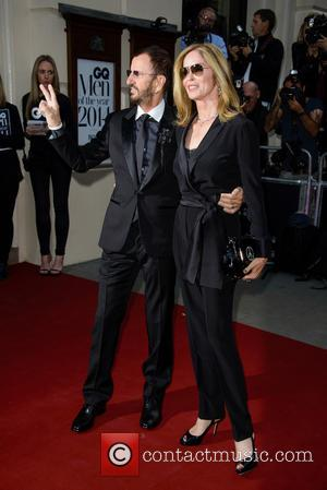 Ringo Starr - GQ Men of the Year Awards 2014 - Arrivals - London, United Kingdom - Tuesday 2nd September...