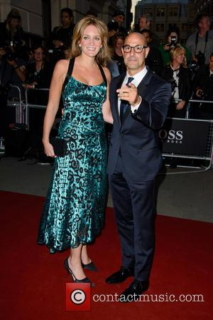 Stanley Tucci - GQ Men of the Year Awards 2014 - Arrivals - London, United Kingdom - Tuesday 2nd September...