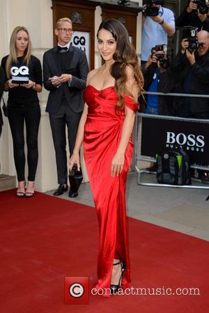 Zara Martin - GQ Men of the Year Awards 2014 - Arrivals - London, United Kingdom - Tuesday 2nd September...