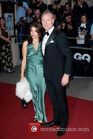 Gary Kemp and Lauren Barber - GQ Men of the Year Awards held at the Royal Opera House - Arrivals...