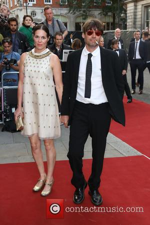 Alex James and Claire Neate