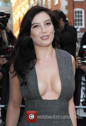 Daisy Lowe - GQ Men of the Year Awards at the Royal Opera House, Covent Garden, London - London, United...