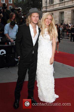 Dougie Poynter and Ellie Goulding