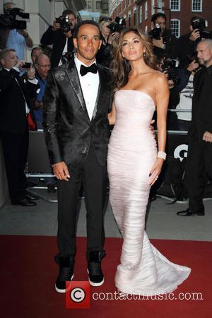Lewis Hamilton and Nicole Scherzinger - GQ Men of the Year Awards at the Royal Opera House, Covent Garden, London...