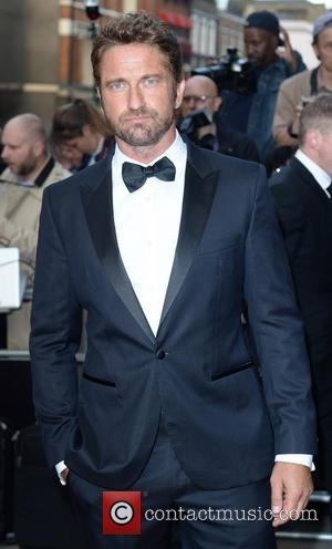Gerard Butler - GQ Men Of The Year Awards held at the Royal Opera House - Arrivals - London, United...