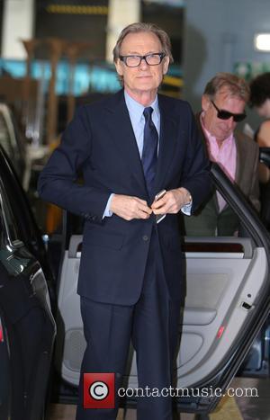 Bill Nighy - Bill Nighty outside ITV Studios today - London, United Kingdom - Tuesday 2nd September 2014