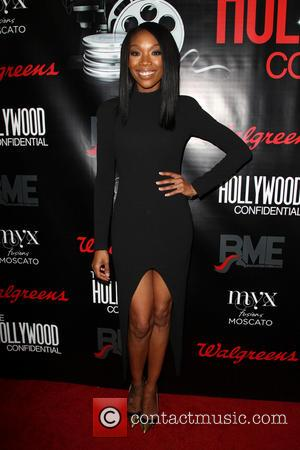 Brandy Norwood - The Hollywood Confidential Open Forum 'Staying Power: Building Legacy & Longevity in Hollywood' - Arrivals - Hollywood,...