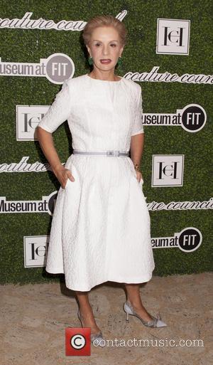 Carolina Herrera - 2014 Couture Council Awards Annual Benefit Luncheon Honoring Carolina Herrera - New York, New York, United States...
