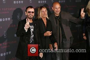 Iggy Pop, Ringo Starr