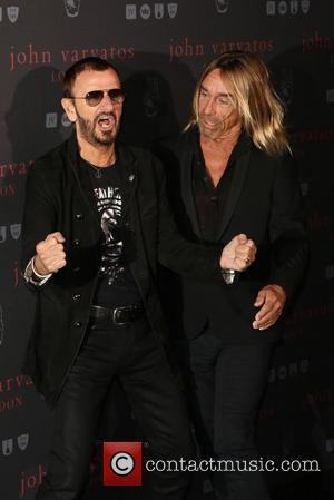 Iggy Pop and Ringo Star