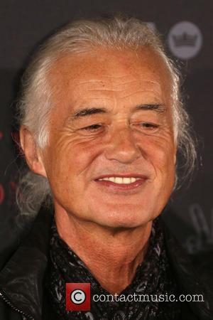 Jimmy Page Planning To Form Group For Career-spanning Tour