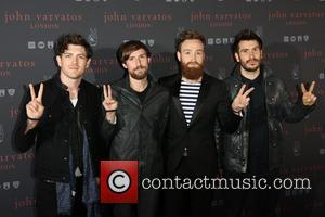 Twin Atlantic, Sam McTrusty, Craig Kneale and Ross McNae