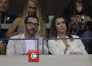 Jeremy Piven and Bridget Moynahan