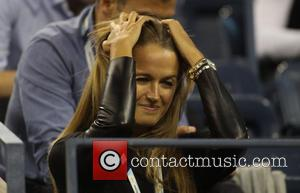 Kim Sears - Various Celebrities snapped on the 10th day of the 2014 US Open Tennis Championships in New York...