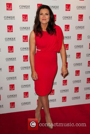 Susanna Reid - Red Woman of the Year 2014 ceremony - Arrivals - London, United Kingdom - Wednesday 3rd September...