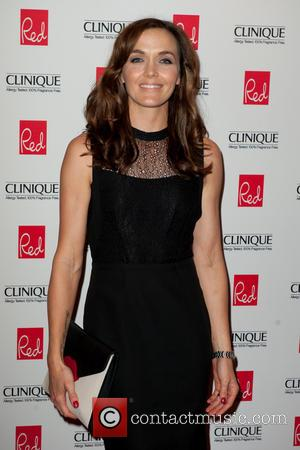 Victoria Pendleton - Red Woman of the Year 2014 ceremony - Arrivals - London, United Kingdom - Wednesday 3rd September...