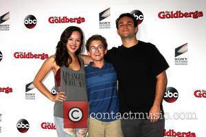 Hayley Orrantia, Sean Giambrone and Troy Gentile