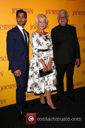 Helen Mirren, Om Puri and Manish Dayal