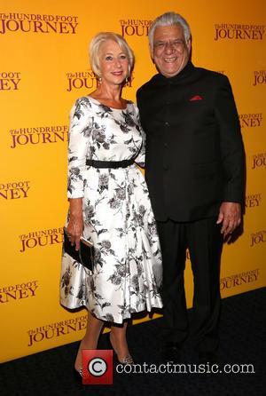 Helen Mirren and Om Puri