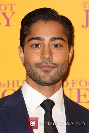 Manish Dayal - The Hundred Foot Journey - UK gala screening held at the Curzon Mayfair cinema - London, United...