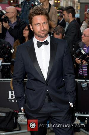 Gerard Butler - The GQ Men of the Year Awards at the Royal Opera House in London - London, United...