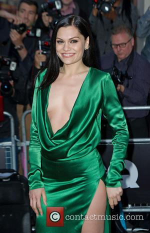 Jessie J - The GQ Men of the Year Awards at the Royal Opera House in London - London, United...