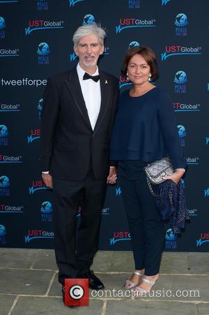 Damon Hill and Susan George