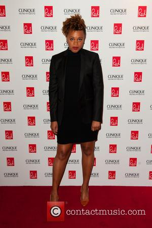 Gemma Cairney - Red Woman of the Year 2014 ceremony in association with Clinique at the Ham Yard Hotel in...
