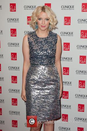 Lauren Laverne - Red Woman of the Year 2014 ceremony in association with Clinique at the Ham Yard Hotel in...
