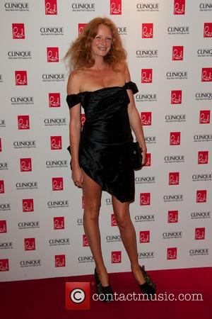 Olivia Inge - Red Woman of the Year 2014 ceremony in association with Clinique at the Ham Yard Hotel in...