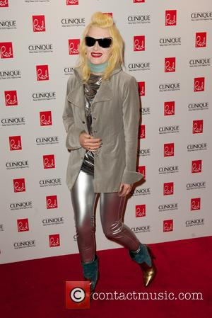 Pam Hogg - Red Woman of the Year 2014 ceremony in association with Clinique at the Ham Yard Hotel in...