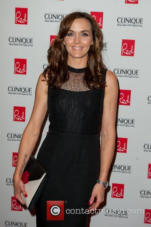 Victoria Pendleton - Red Woman of the Year 2014 ceremony in association with Clinique at the Ham Yard Hotel in...