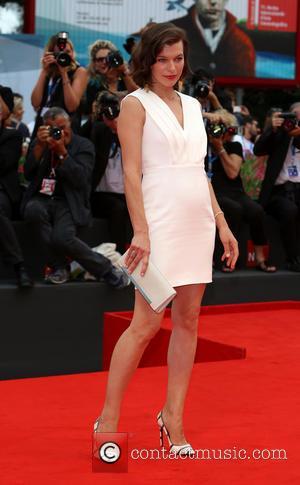 Milla Jovovich - 71st Venice International Film Festival - Cymbeline - Premiere - Venice, Italy - Wednesday 3rd September 2014