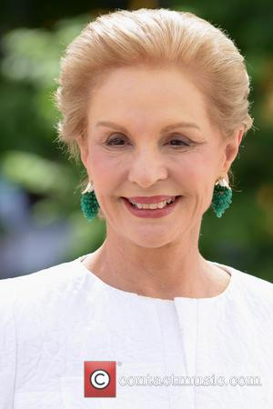 Carolina Herrera - A variety of stars attened the Annual 2014 Couture Council Awards Benefit Luncheon in Honor of Venezuelan...