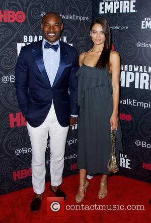 Tyson Beckford and Shanina Shaik - Ahead of the premier for the fifth and final series of HBO's 'Boardwalk Empire'...