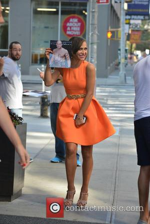 Karina Smirnoff - The cast of Dancing with the Stars season 19 in New York City - Manhattan, New York,...