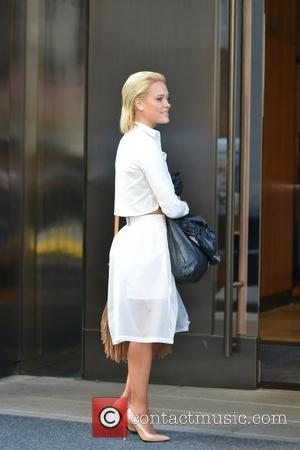 Peta Murgatroyd - The cast of Dancing with the Stars season 19 in New York City - Manhattan, New York,...