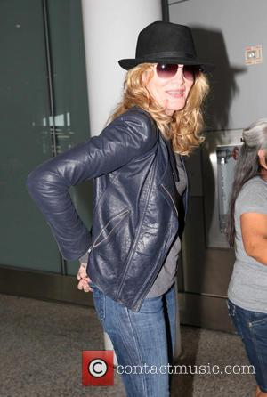 Rene Russo - Celebrities at Toronto Pearson International Airport - Toronto, Canada - Thursday 4th September 2014