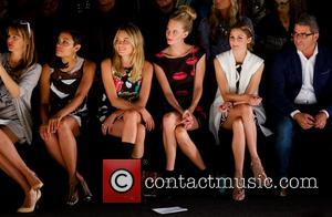 Rosario Dawson, Camille Rowe, Poppy Delevingne and Olivia Palermo