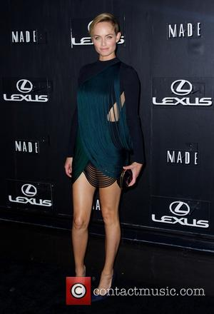 Amber Valletta - 'Lexus Design Disrupted' transforms Pier 36 in New York City into a multi-faceted installation space - Arrivals...