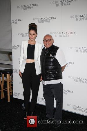 Amanda Crew and Max Azria