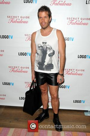 Perez Hilton - Logo TV premiere party for 'Secret Guide to Fabulous'  at the Crosby Street Hotel in New...