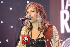 Tanya Ryan - Canadian Country Music Association (CCMA) Discovery Showcase performance at the Shaw Conference Centre - Edmonton, Canada -...
