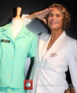 Lauren Hutton - Mercedes-Benz Fashion Week Spring 2015 - Salute The Runway - New York, United States - Thursday 4th...