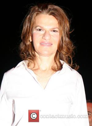 Sandra Bernhard - Mercedes-Benz Fashion New York Week Spring 2015 - TOME - Front Row - New York, United States...